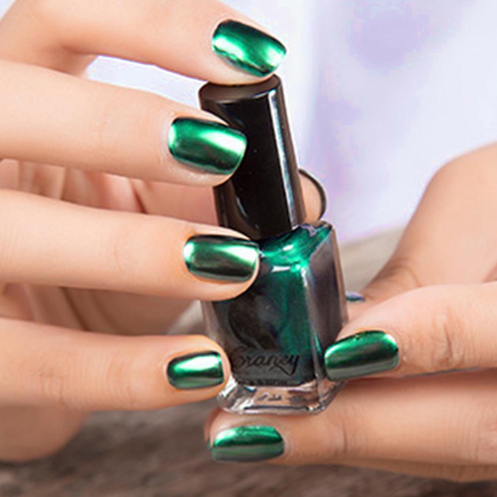 Esmalte de uñas metálicas sexy espejo esmalte de uñas - comprar a ...