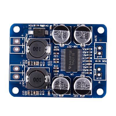 DC 8-26V TPA3118 1*60W//2*30W PBTL Mono Digital Amplifier Board AMP Module
