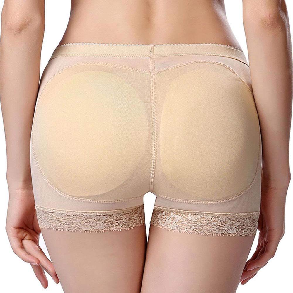 Details about  /Fake Ass Women/'s Butt Lifter Hip Enhancer Booty Padded Underwear Panties Shaper