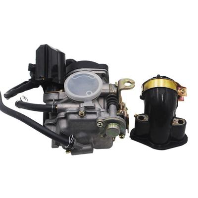 1PC Replacement Car Fuel Pump with Intake Manifolds for Rex RS 400 RS 450  RS 460 GY6 50cc GY6 60cc