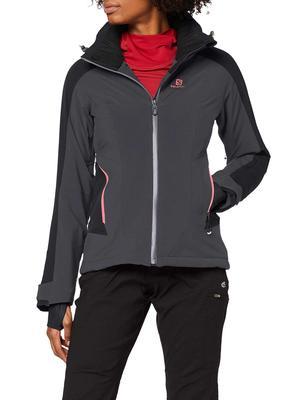 Cmp? F. Lli Campagnolo Softshell Jacket for Women Black