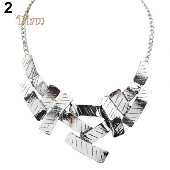Alliage Perle Jewlery Simulé Tassel Sweater Chaîne Collier long cristal