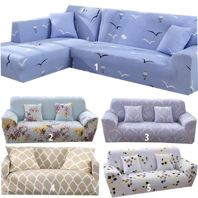 2 Seater Furniture Protector Quilted Slipcover Sofa Seat