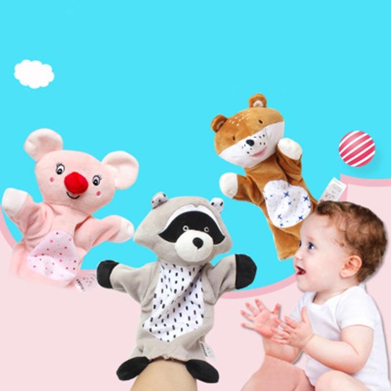 Детские мягкие Плюшевые животных игрушка мультфильм животных кукла раннего образования головоломки подарок – купить по низким ценам в интернет-магазине Joom