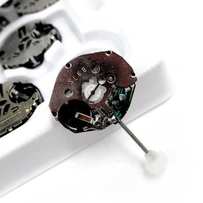 Small Replacement Quartz Watch Movement SL68 Movement 6 3/4x8 Ligne Shellhard