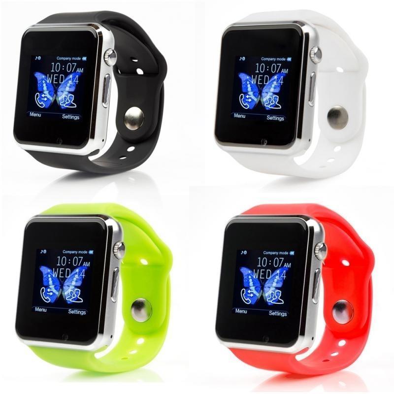 A1 Bluetooth Smart Watch SIM SD карты наручные для Android Samsung iPhone –  купить по низким ценам в интернет-магазине Joom 75bdb8ea3d314
