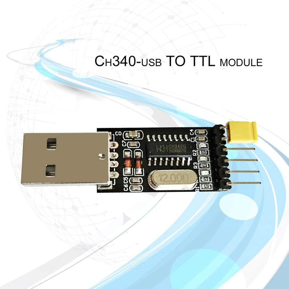USB2.0 TTL 6Pin CH340G Konverter für STC Arduino PRO Statt CP2102 PL2303