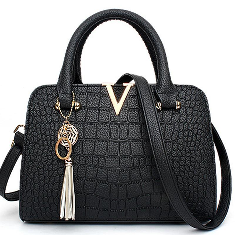 Сумки женские сумки кисточкой моды Messenger мешки плечо Сумки дамы кожаная сумка – купить по низким ценам в интернет-магазине Joom