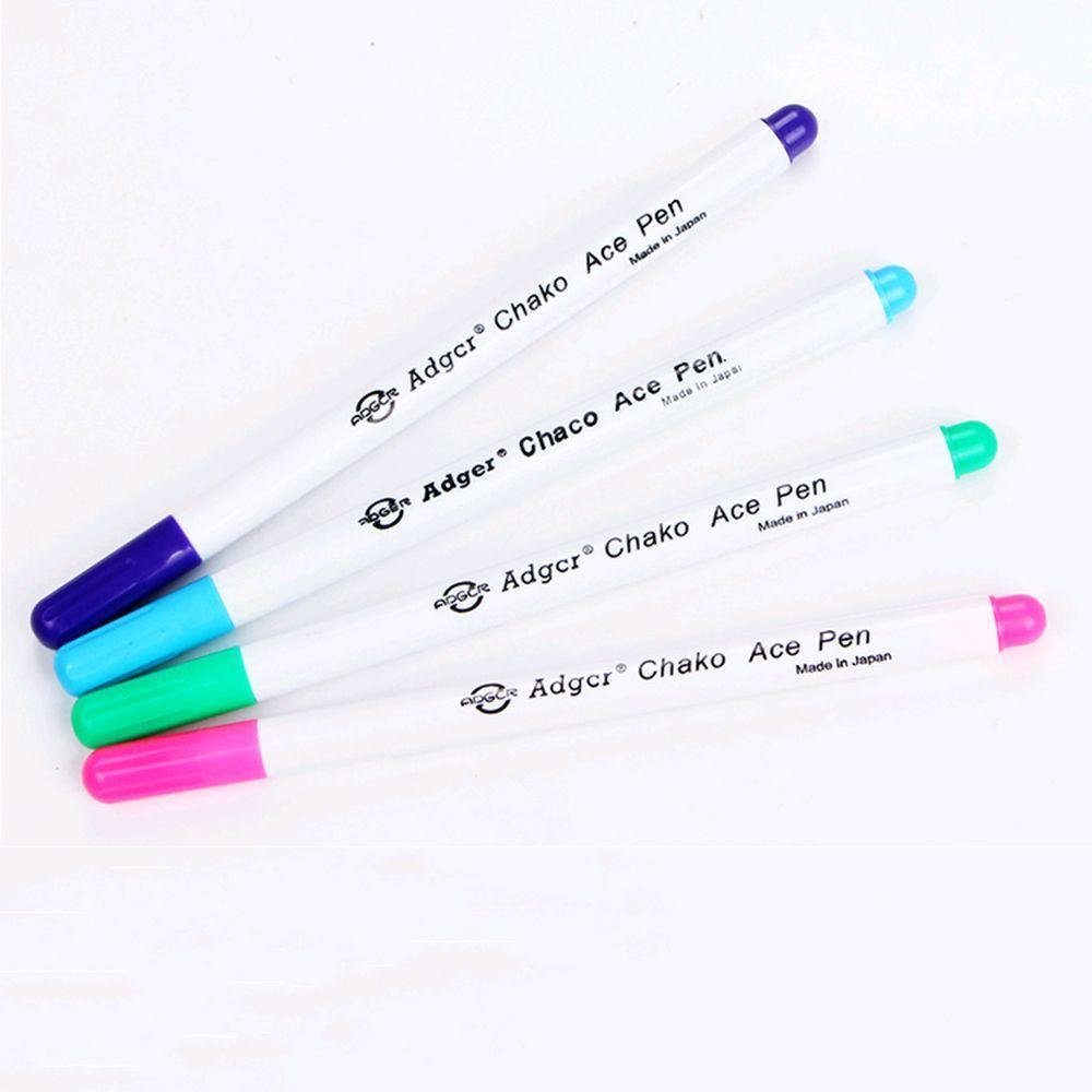 4 Stücke 1mm Luft Löschbaren Wasserlösliche Stifte Für Tuch