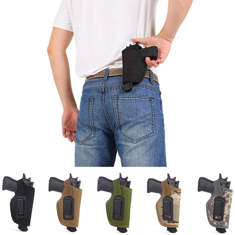 Tactical Multifunctional Waist Duty Belt Waist Cover Outdoor Invisible Holster
