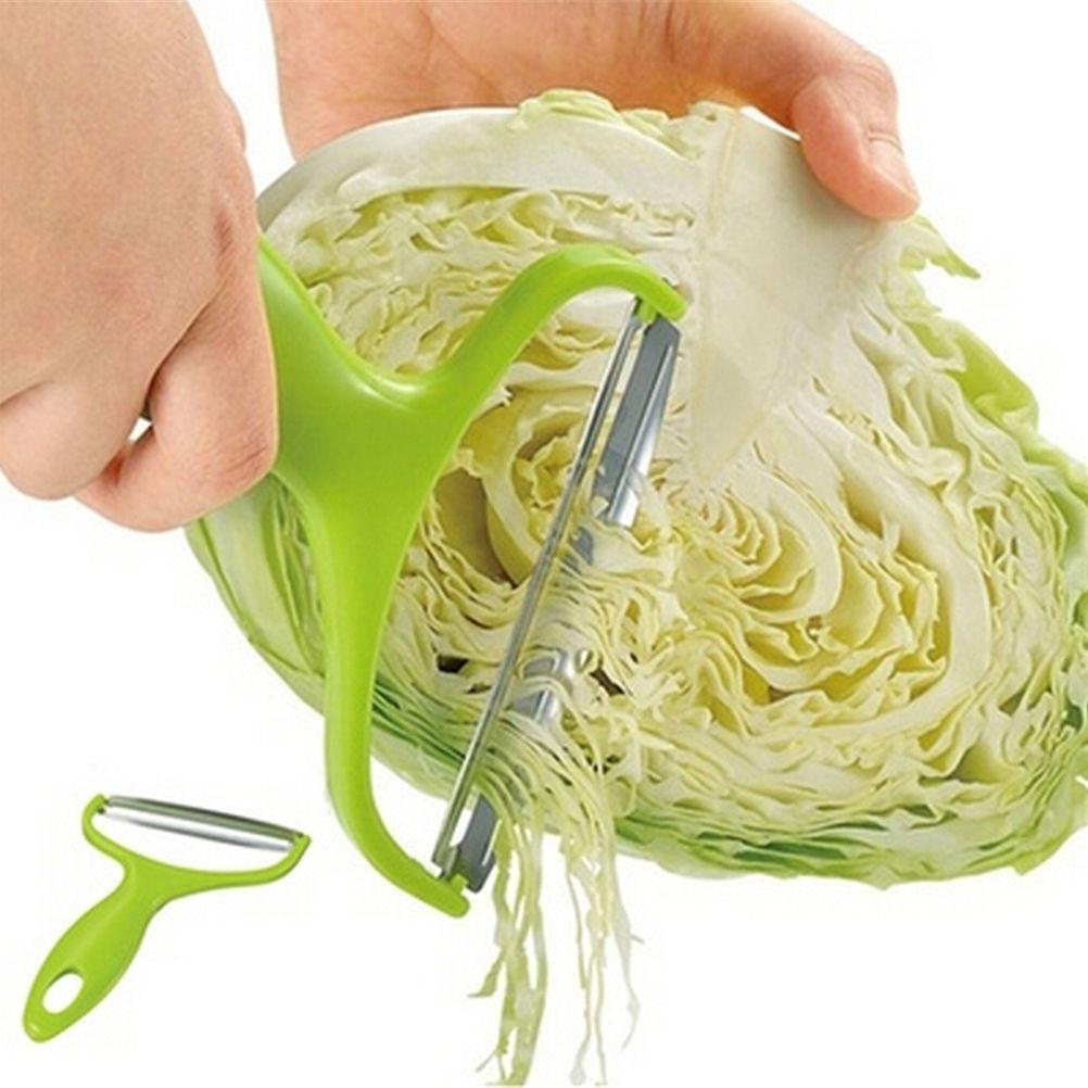 Edelstahl Obst Gemüse Kartoffelschäler Kochen Werkzeuge Küche  NEU.