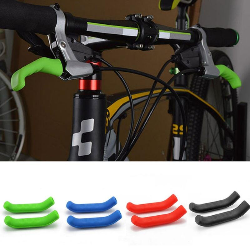 ZTTO Bicycle Brake Handle Lever Cover Protecto Sleeve Waterproof Silicone