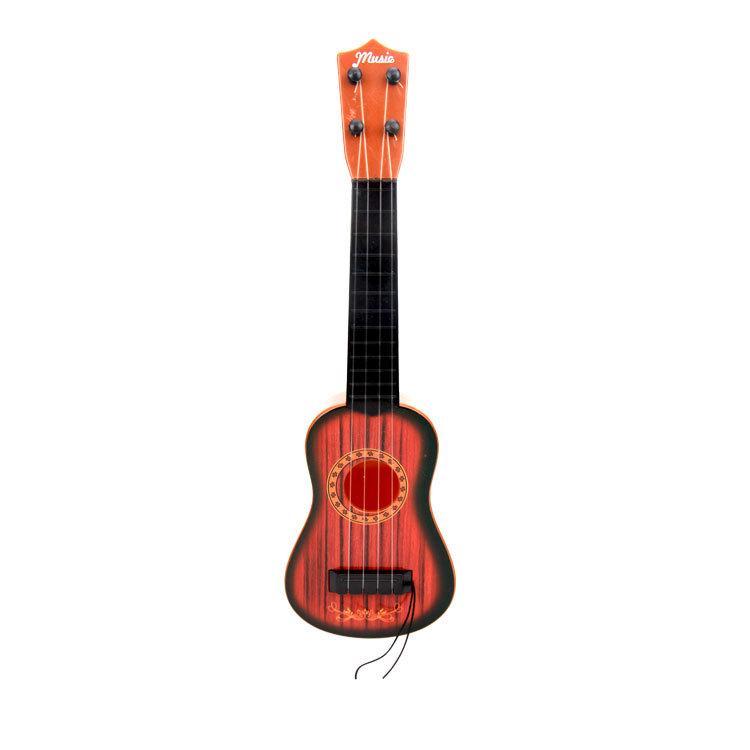 Simulation Guitar Education Development Toy Musical Instruments Mini Ukulele