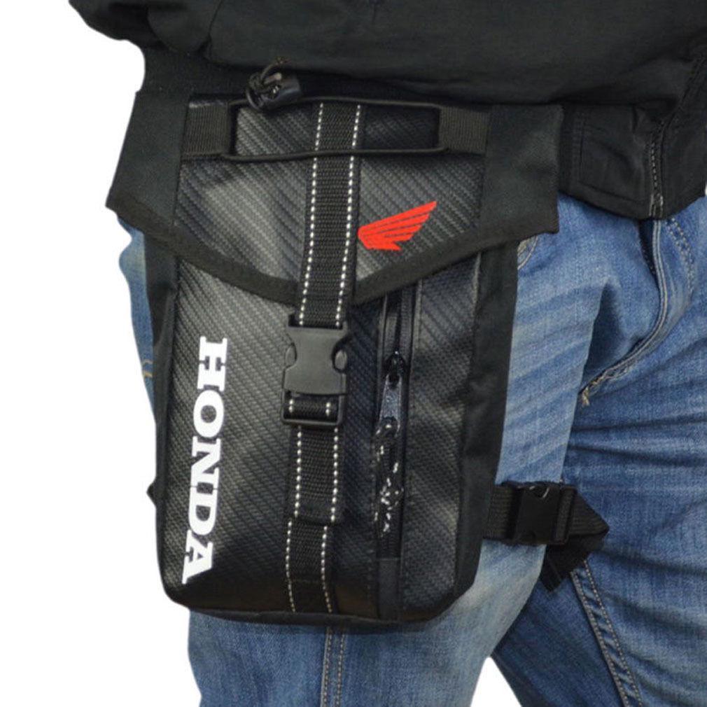 Nylon Cuisse Baisse Sac Jambe pour Hommes Taille Sacs Fanny Pack Tactique Militaire Moto Rider Multi-Pocket Mens Voyage Randonn/ée Escalade V/élo /À LExt/érieur