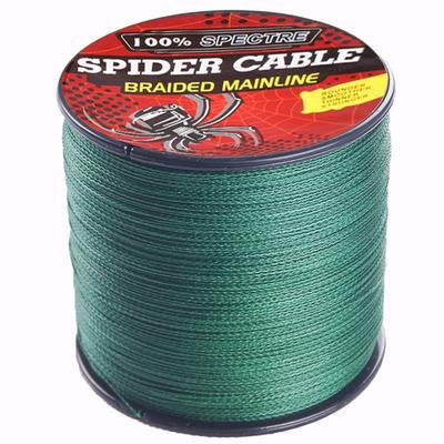 Outdoor Fish Tools 4 Strands 300m PE Braided Fishing Line 10-100LB