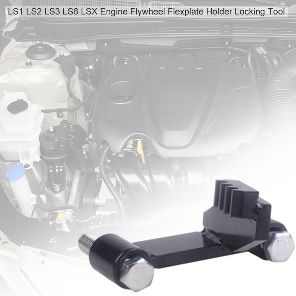 LS1 LS2 LS3 LS6 LSX Engine Flywheel Flexplate Holder Locking Tool