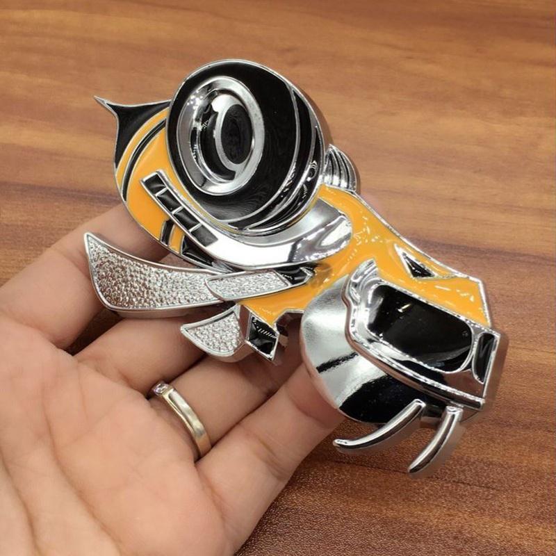 Super Bee Hemi SRT Scat Pack Dodge Challenger Charger Grille Emblem Badge Aolly