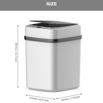 Automatic Induction Sensor Smart Dustbin Waste Bin Rubbish Trash Garbage Can
