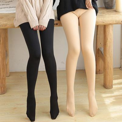 Women Autumn Winter Warm Stovepipe Pantyhose Stockings Stretch Tights