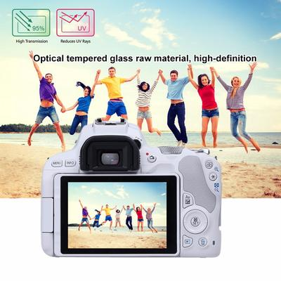 2pc Healingshield Screen Protector Oleophobic AFP Clear Film Compatible for Canon Powershot G7X Mark3
