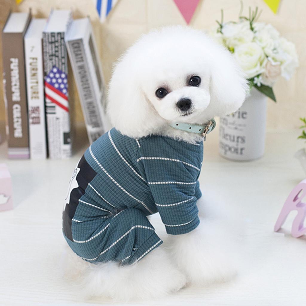 Moda León bebé patrón de impresión Pet ropa verano Pet algodón ...