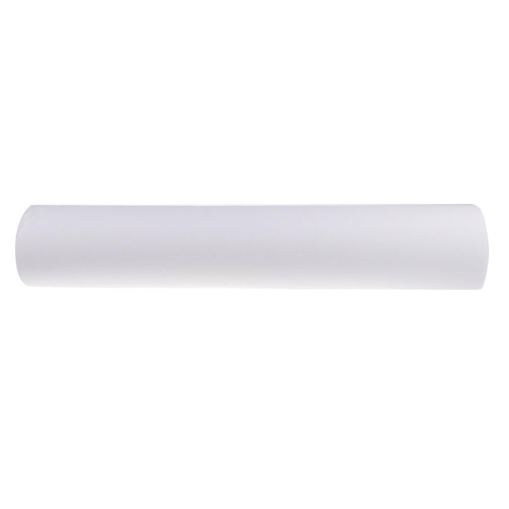 2x 50pcs//Roll Salon Headrest Sheet Massage Treatment Bed Table Cover 50x70cm