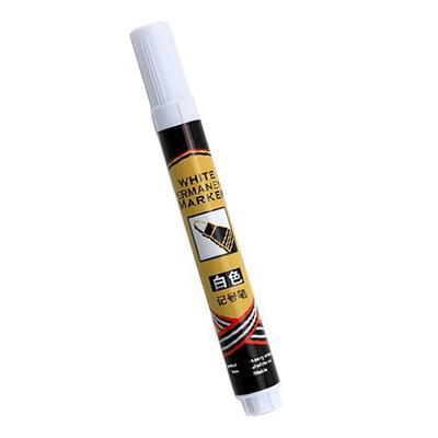 Home Tile Grout Marker Repair Wall Pen White Grout Marker for Tiles Fl RO