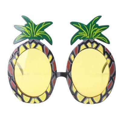 bd0506f191f Fancy Dress Christmas Decor Gift Hawaii Pineapple Beach Party Glasses  Sunglasses
