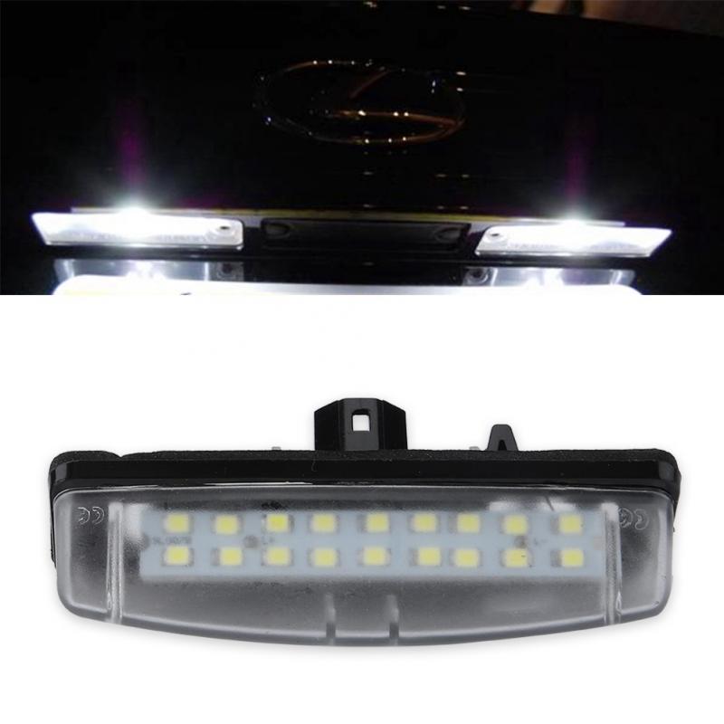 Ford Focus MK2 H11 100w Clear Halogen Xenon HID Front Fog Light Bulbs Pair