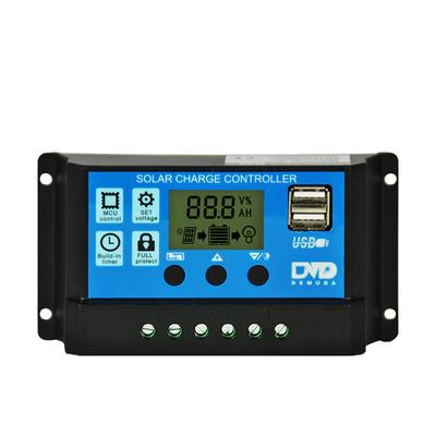 Device  Solar Panel Regulator Charge Controller Load Dual Timer Control