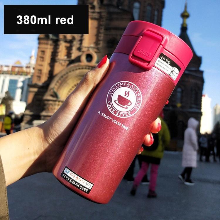 Вакуумный термос для хранения горячих напитков фото