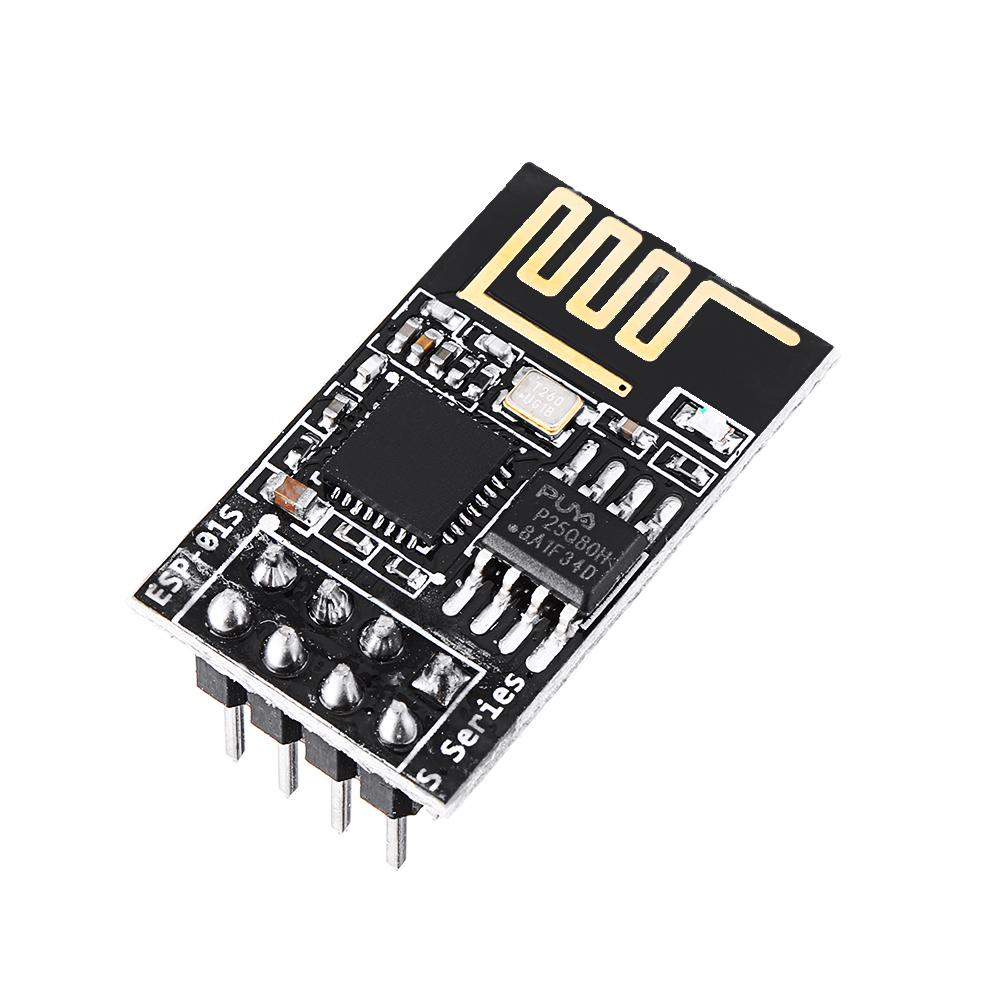 1PC ESP8266 Esp-07 Remote Serial Port Network Development Board WiFi Wireless Transceiver Module AP+STA for Arduino