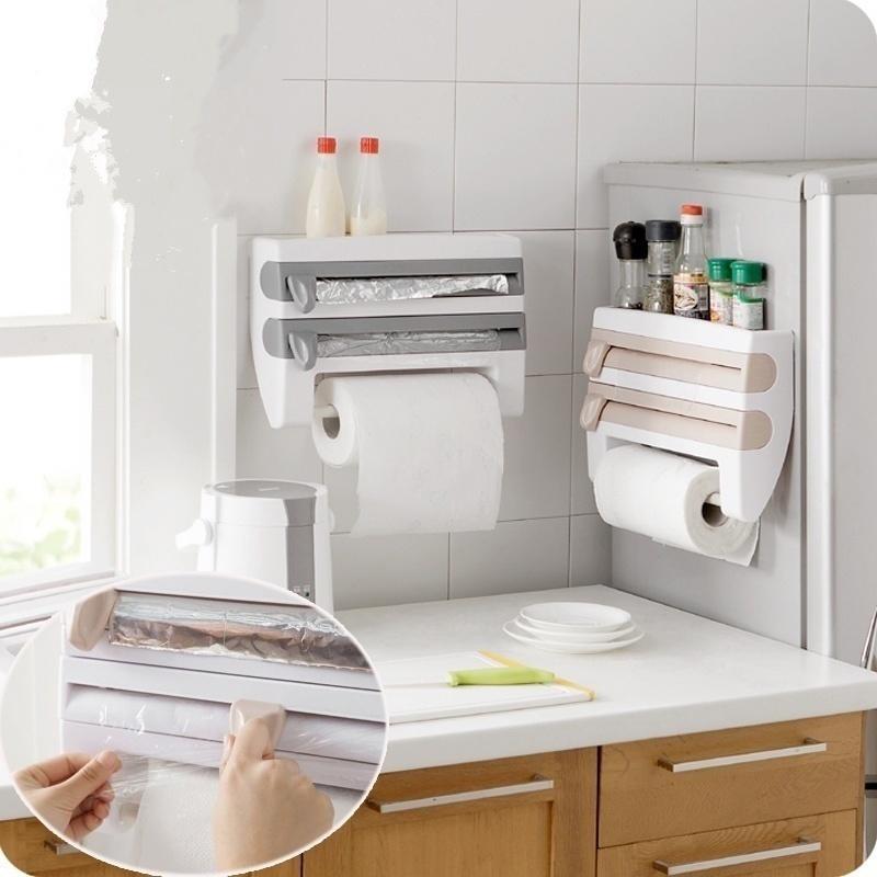 Кухонный держатель для бумажных полотенец, фольги