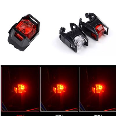 Yellow 3528 3014 48SMD LED Motorcycle Light Strip for Taillight Brake Light Turn Signal Lamp DC 12V Partsam 2Pack Red