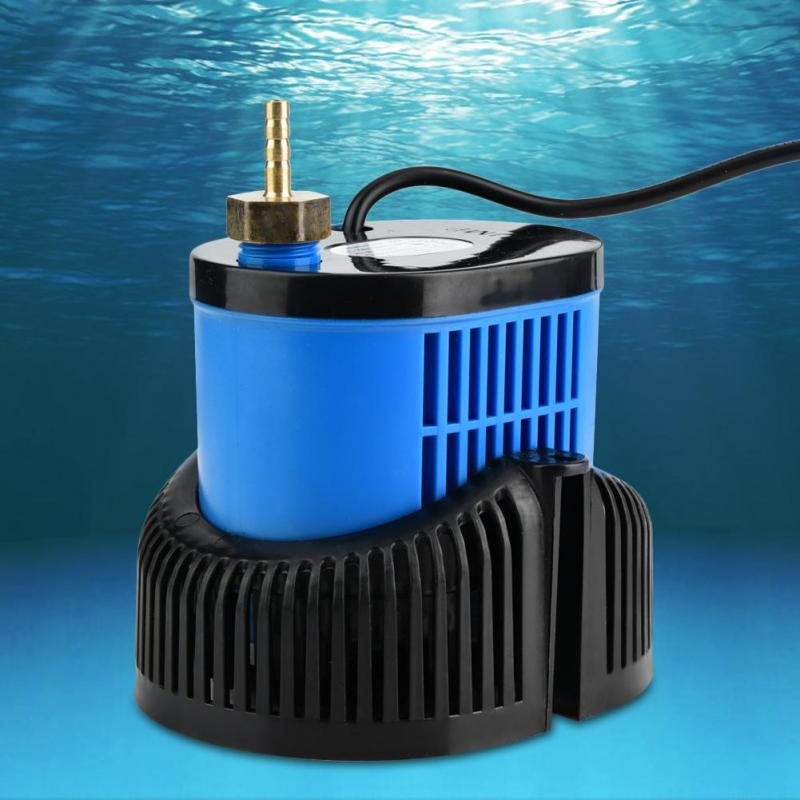 DC 12V Submersible Deep Well Small Water Pump With Female Plug 5.5 2.1 DC Pump