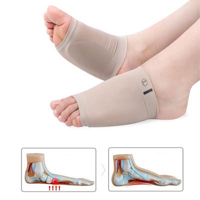 43fdcce06c 1 Pair Breathable Arches Footful Orthotic Arch Support Foot Brace Flat Feet  Relieve Pain