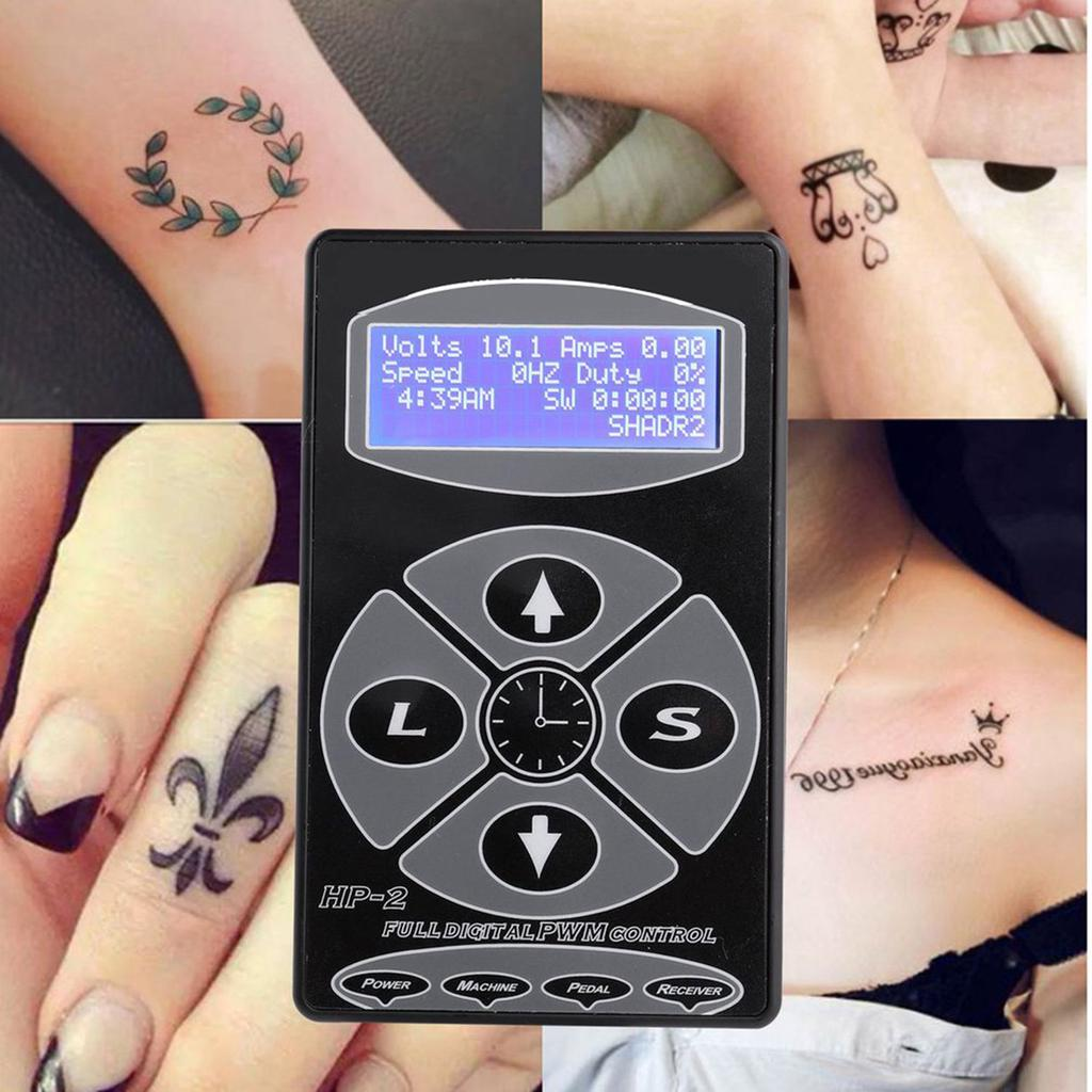 Professional Tattoo Hurricane Hp 2 Digital Display Power Supply Machines Buy At A Low Prices On Joom E Commerce Platform
