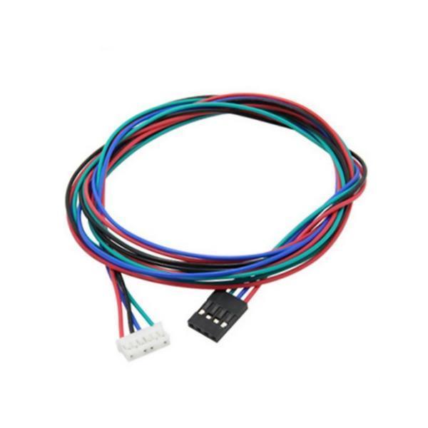 1-Meter-Kabel Schrittmotor Extruder 12 V Für 3D-Drucker Ersatz Nema 17