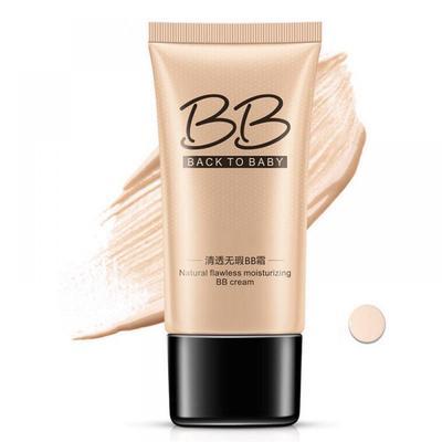 Liquid Face Oil-control Concealer Waterproof BB Whitening Moisture Cream Magic Powder Creative