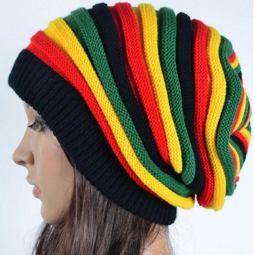 Fashion Hommes Femmes Extensible Souple Indian Style Turban Chapeau Head Wrap bande cap