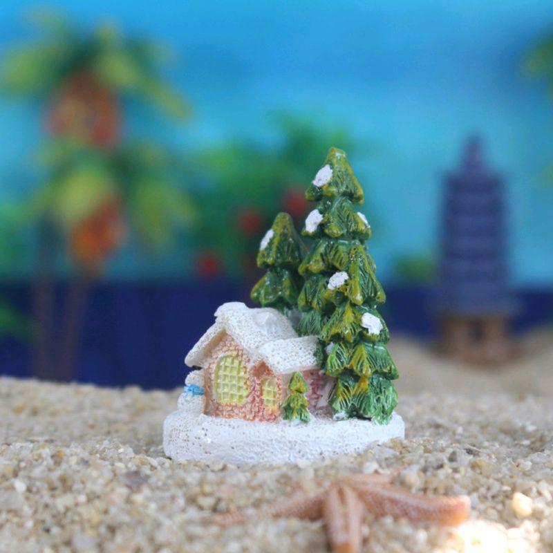 Pro Aquarium Fish Resin Ornaments Fish Tank Xmas Tree House Landscaping Decor B1 Buy At A Low Prices On Joom E Commerce Platform
