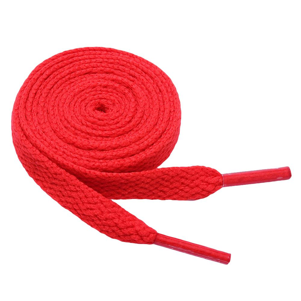 Ribbon Shoelaces Polyester Webbing Cord Polyester Shoelaces 1 inch wide Polyester Shoelaces