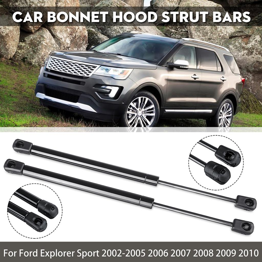 Front Shocks and Struts Absorber Fit For 2004-2005 Ford Explorer 2pieces