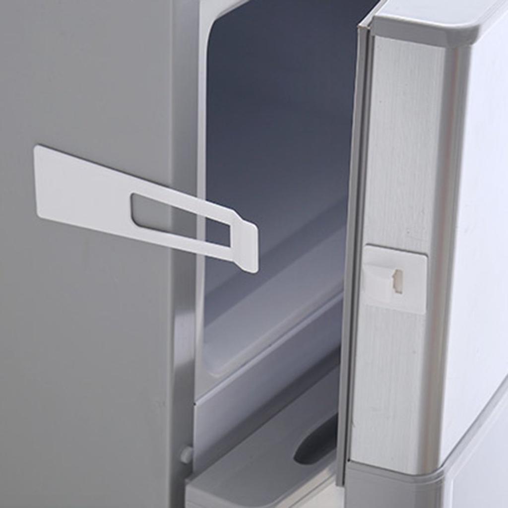 Fridge Freezer Door Lock Baby Kid Children Toddler Safety Draw Cabinet Locks C