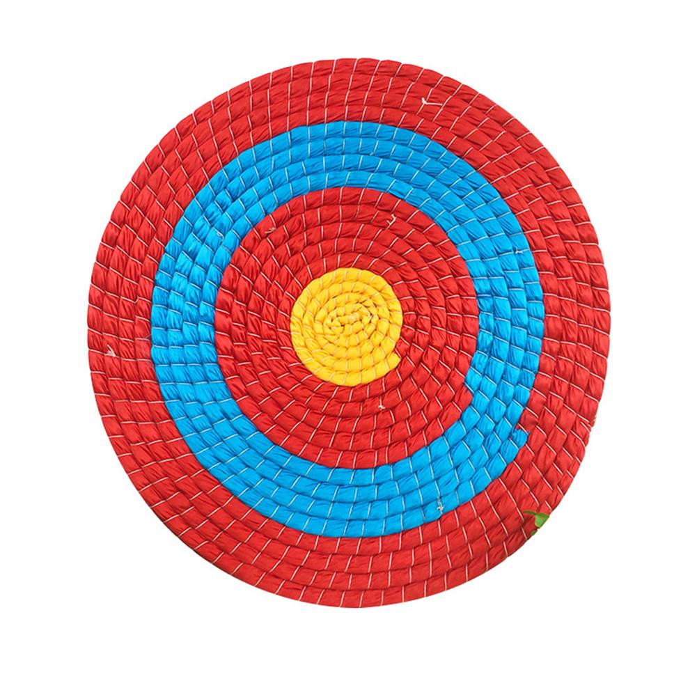 Outdoor Sports Archery Straw Arrow Target Single Layer Bow Shooting Home