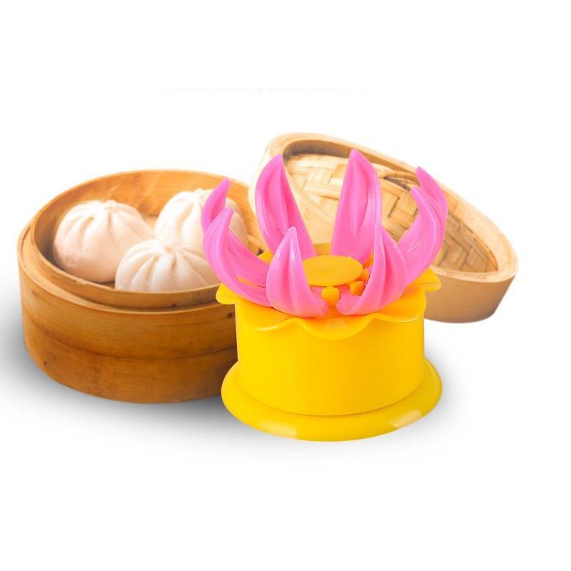 DIY Pastry Pie Dumpling Maker Mould Tool Steamed Stuffed Bun Mold Kitchen Tools