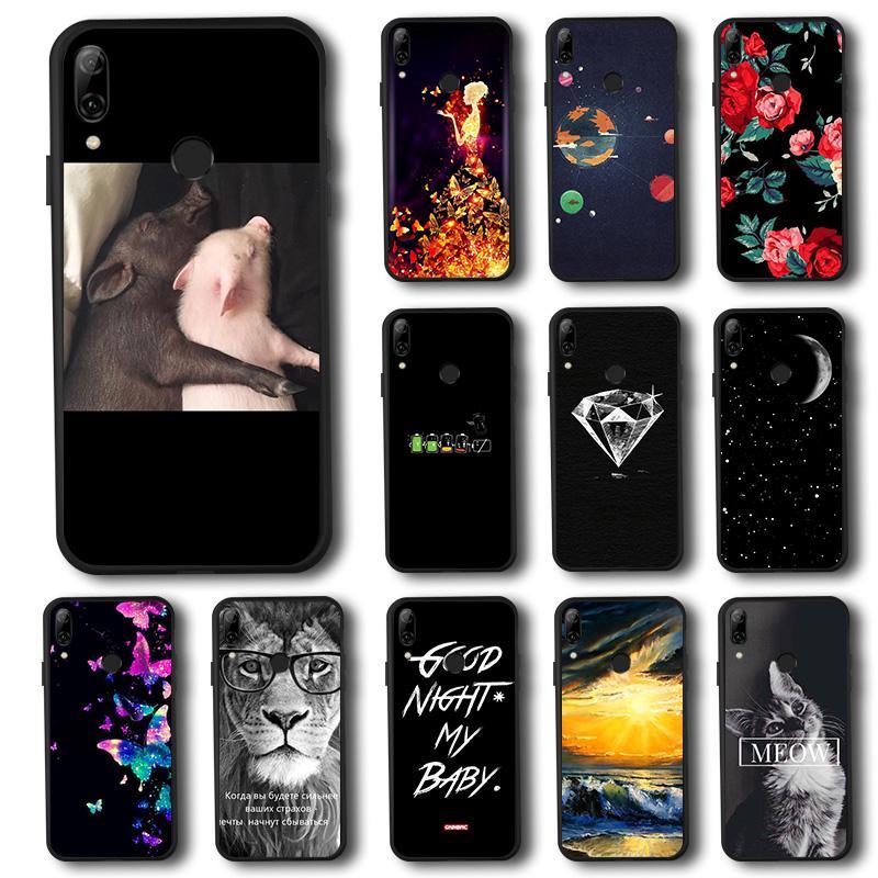 Akabeila телефон случай для Huawei P смарт Y5 Lite Y6 премьер Huawei Honor7C 7A про охватывает шаблоны сумка фото