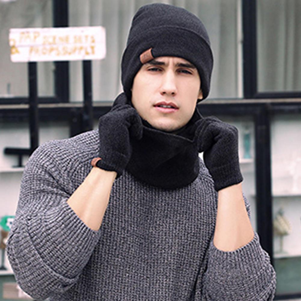 Hiver chaud Accessoires Foulards gants ensemble - faire des achats ... d8a4ce3b21f