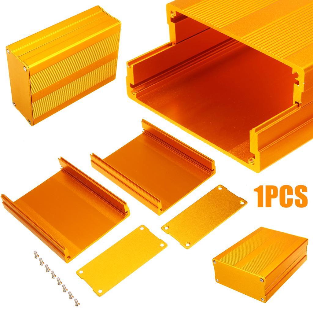Aluminiumlegierung Projekt Box 50 * 178 * 300mm Geh/äuse Elektronische Fall Box Platine Aluminium Qualit/ät Platine PCB Instrument Aluminium K/ühlbox 2,0 * 7,0 * 11,8 zoll