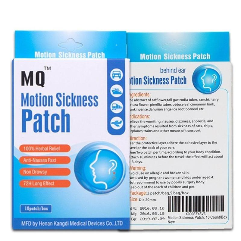 Travel Outdoor Health Care Patches Motion Sickness Patch Seasickness  Airsick -buy at a low prices on Joom e-commerce platform